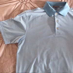 Peter Millar Blue Polo